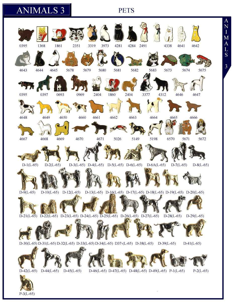 all animals names - photo #3